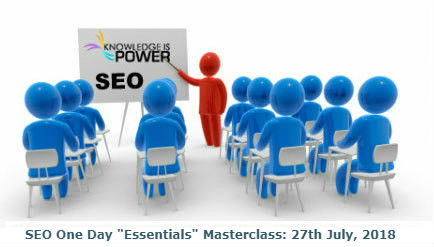 learn practical SEO skills in a one-day workshop on 27th July, 2018 in Melbourne CBD