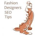 search engine optimisation for clothes designers and dress makers
